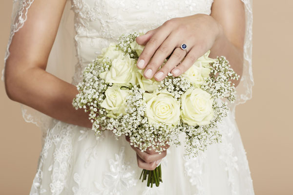 Brautkleidreinigung