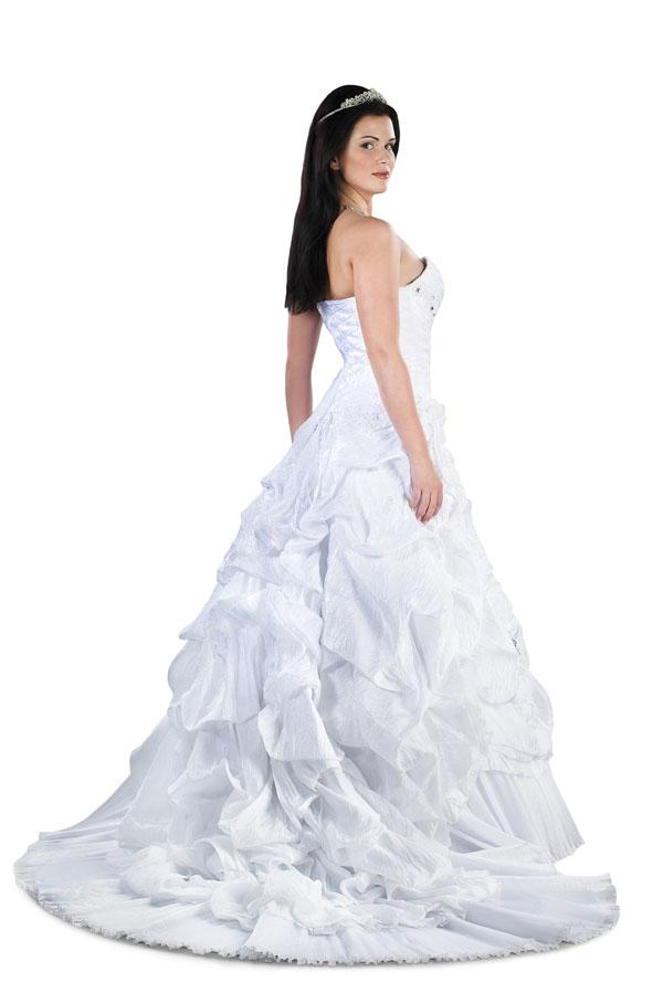 Brautkleid-Reinigung